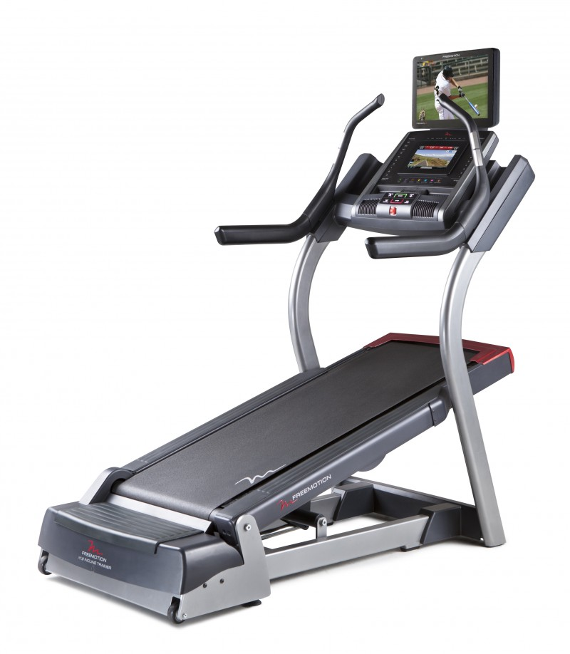 Freemotion Incline Trainer Comparison Review: Freemotion Fitness