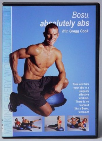 BOSU® Absolutely Abs DVD