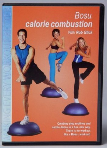 BOSU® DVD Calorie Combustion DVD
