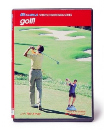 BOSU® Sports Conditioning Golf DVD
