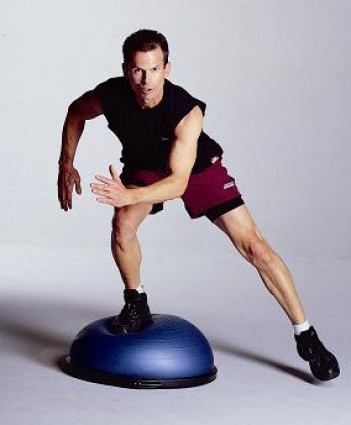 BOSU® Strength and Athletic Conditioning for Personal Trainers DVD with Douglas Brooks