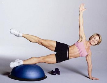 BOSU® Reactive Strength and Power DVD with Gay Gasper