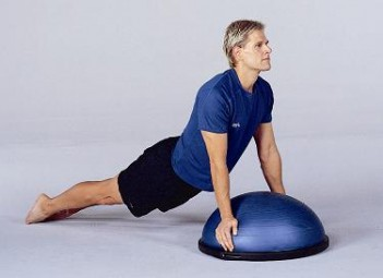 BOSU® Equilibrium DVD with Jay Blahnik