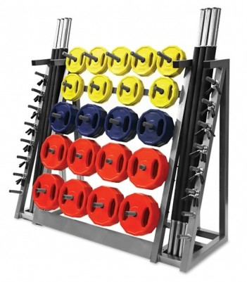 Jordan Studio Barbell Rack