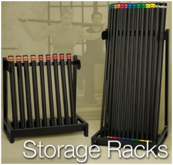 Body Bar Storage Rack