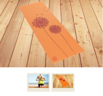 NF-ECO-SMART YOGA MAT - 6MM