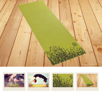 NF-4MM ECO-SMART YOGA MAT