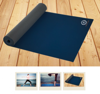 NF-RUBBER NATURAL YOGA MAT PROFESSIONAL