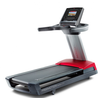 FreeMotion® Reflex t7.7 Treadmill - Light Commercial